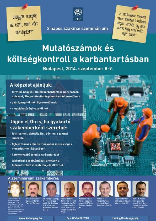 Ipari karbantartást támogató szoftver (CMMS)